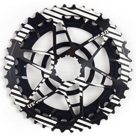 e*thirteen pignon en aluminium - Cassette - 36-42 pour TRS+ cassette 10 vitesses noir